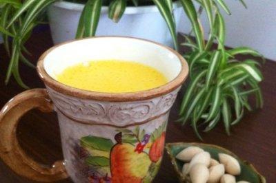 养生润燥饮品之百合银耳白果汁