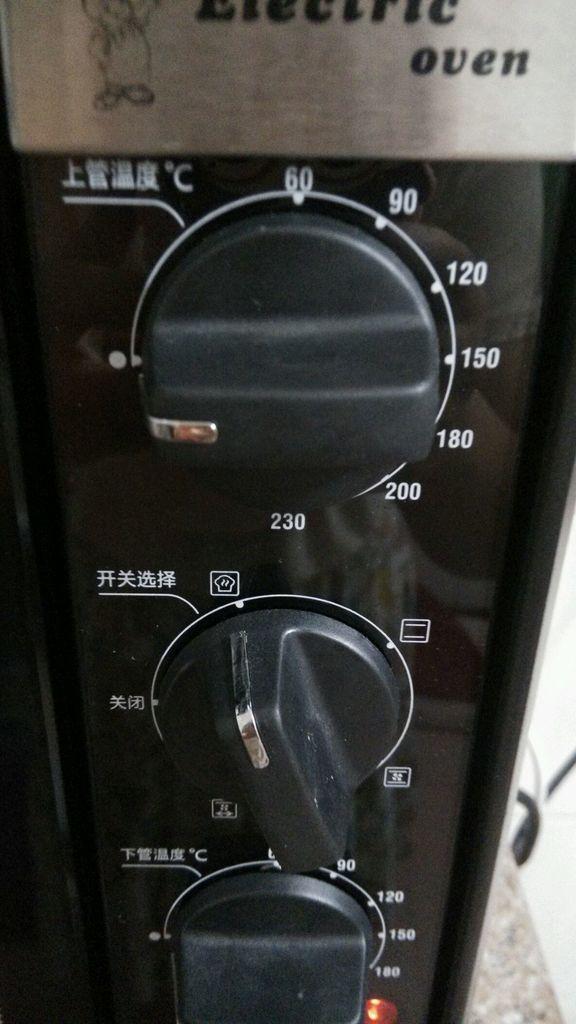 烤箱开关接线图解
