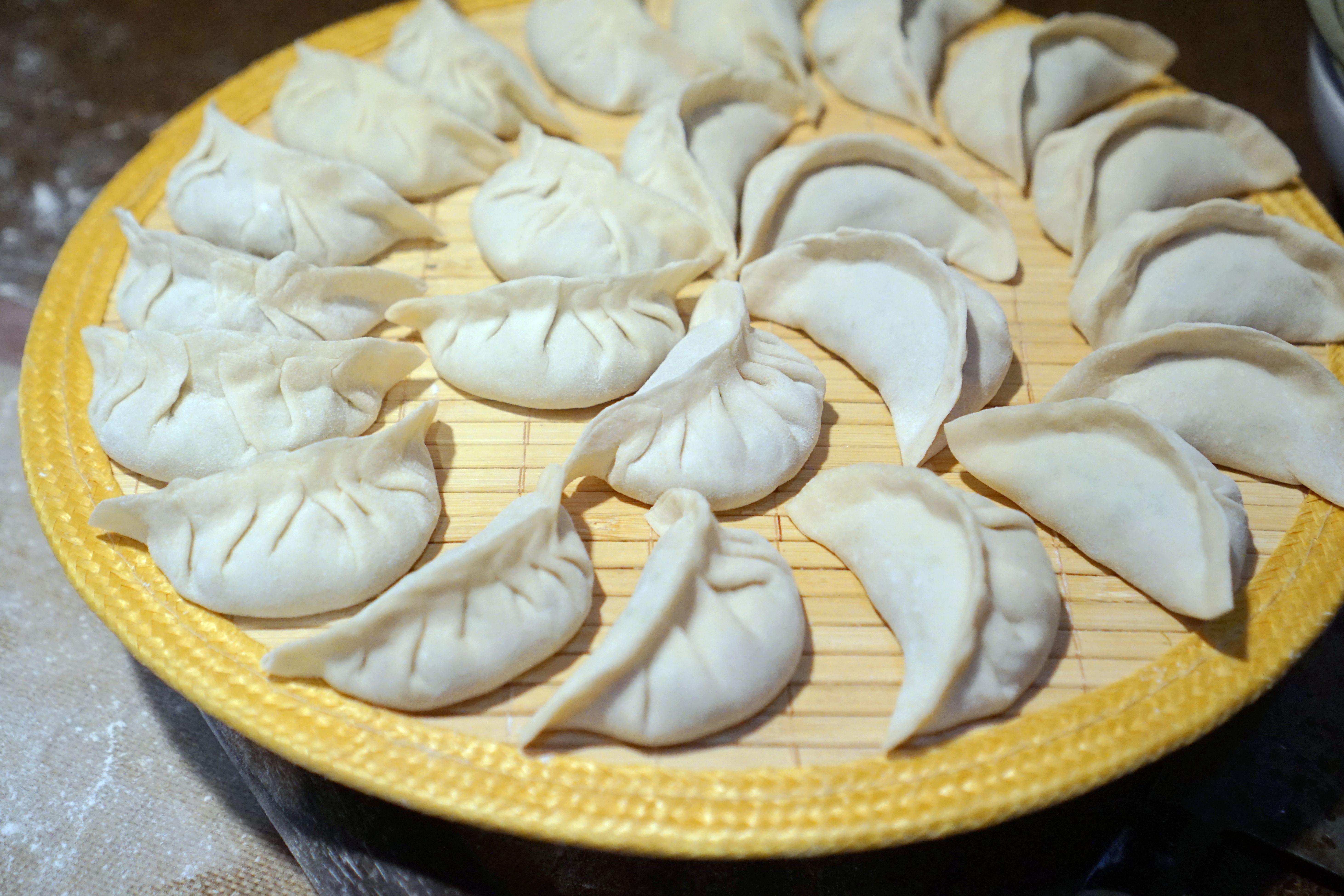 冬至的饺子【鲅鱼饺子】的做法图解15