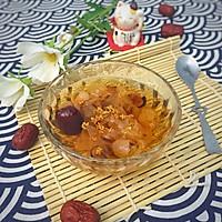 红枣银耳甜汤