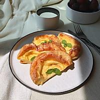 荷兰烤松饼 dutch baby pancake