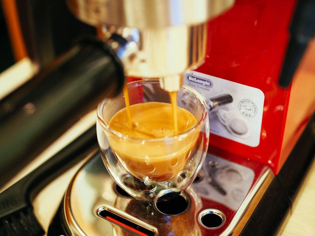 把咖啡豆做成意式浓缩