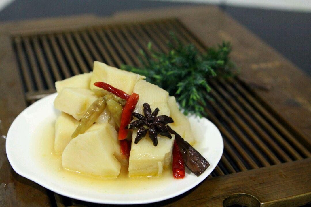 剁椒腌笋的做法_【图解】剁椒腌笋怎么做如何做好吃