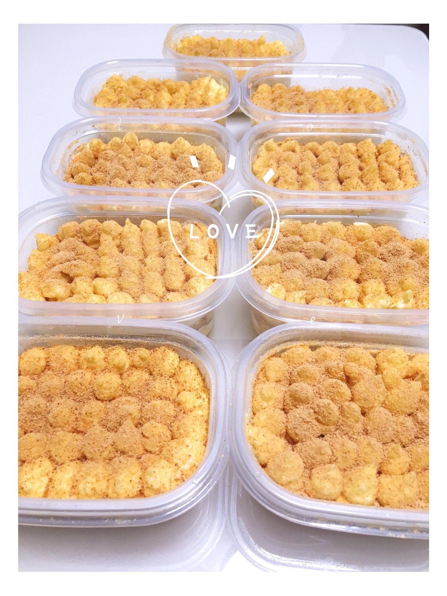 豆乳盒子网红蛋糕-豆乳盒子