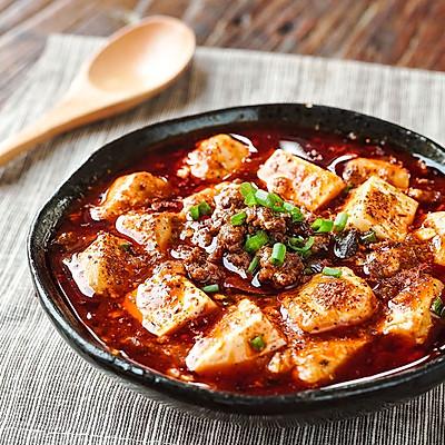 麻婆豆腐   日食记
