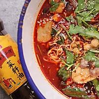 麻辣冒菜 #金龙鱼外婆香小榨菜籽油 最强家乡菜#