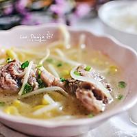 豆芽排骨汤