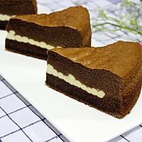 巧克力岩层蛋糕