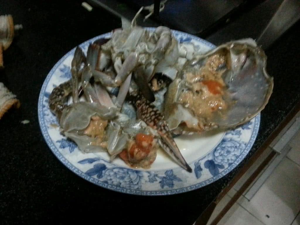 面蟹做法大全图解