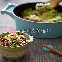 #西西的美食情书#上海菜饭(铸铁锅版)