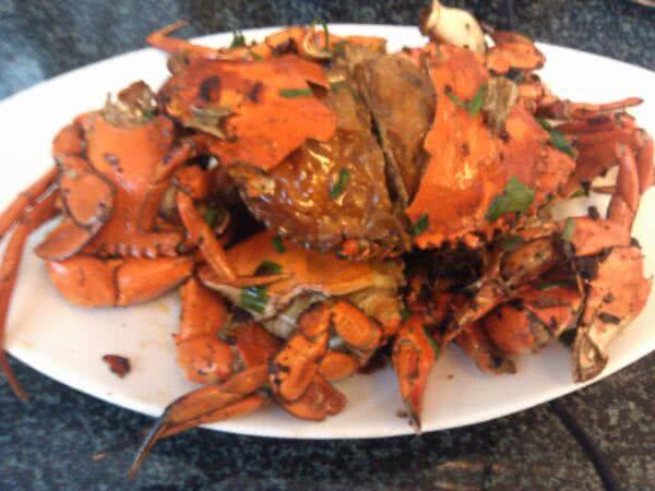 香煎蟹的做法_【图解】香煎蟹怎么做如何做好吃_香煎