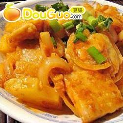 甜白鱼_甜酸鱼块的做法_【图解】甜酸鱼块怎么做如何做好吃_甜酸鱼块 ...