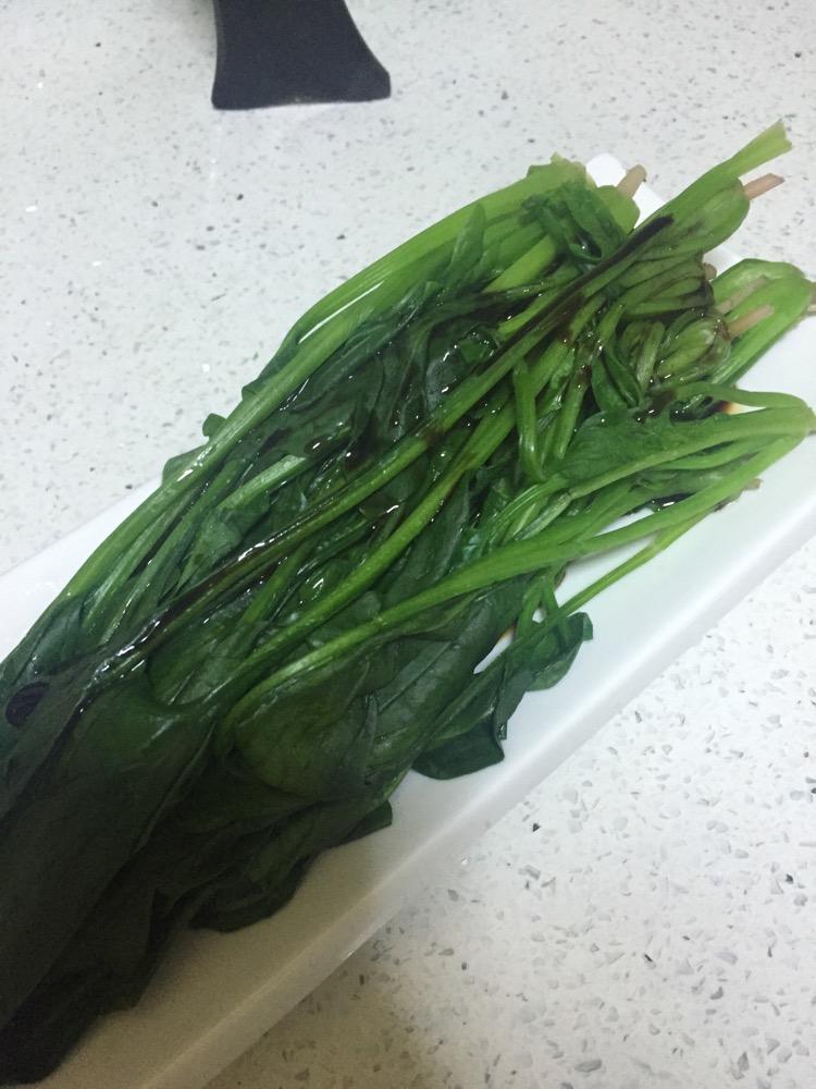 白灼菠菜的做法_【图解】白灼菠菜怎么做如何做好吃
