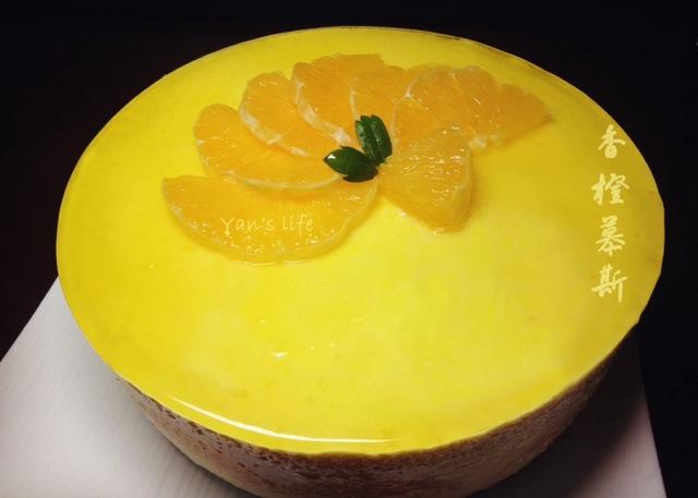 香橙慕斯的做法_香橙慕斯的做法