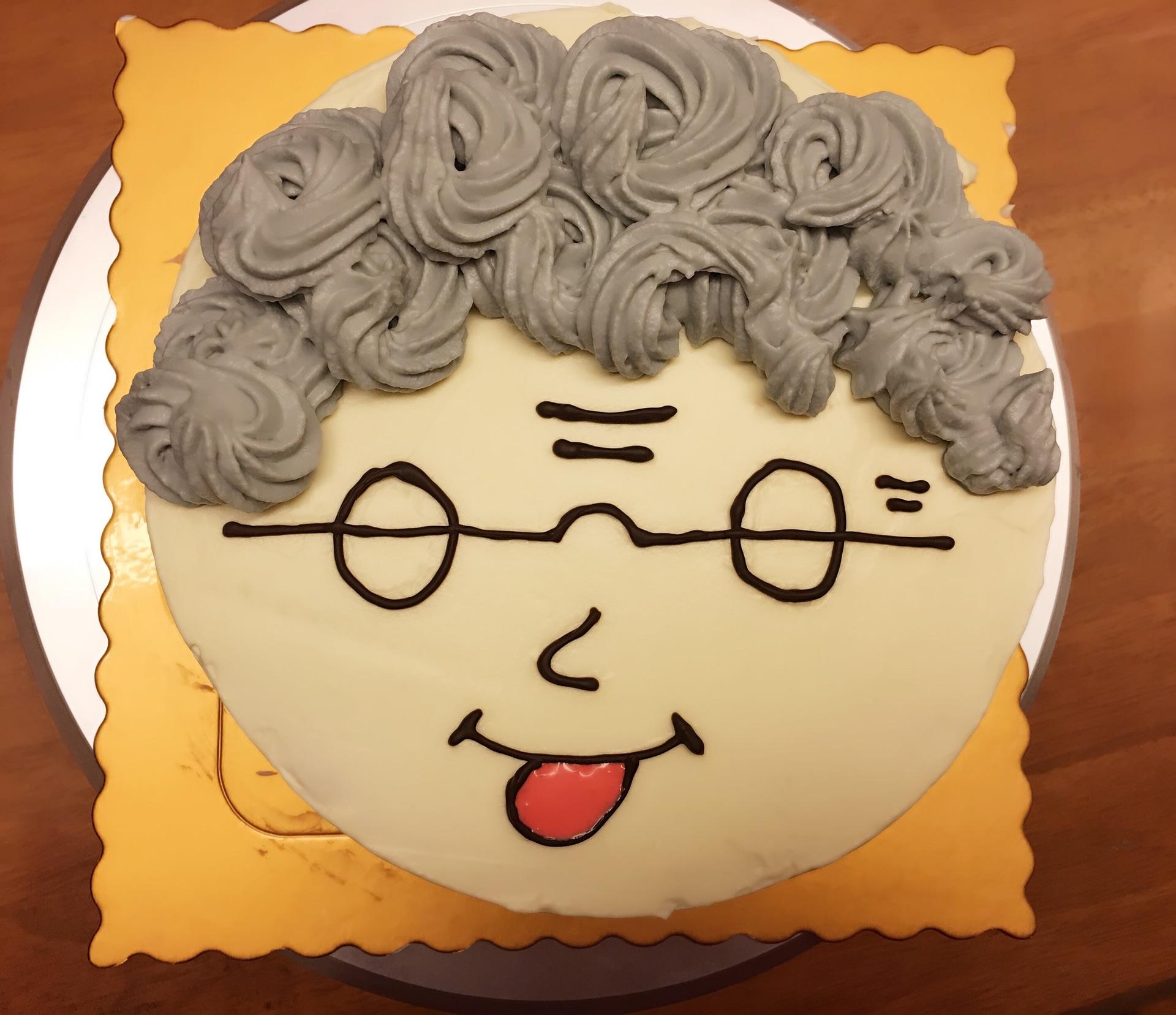 手绘蛋糕的做法步骤