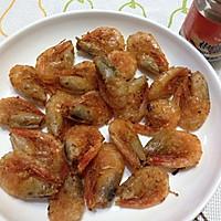椒盐油爆北极虾