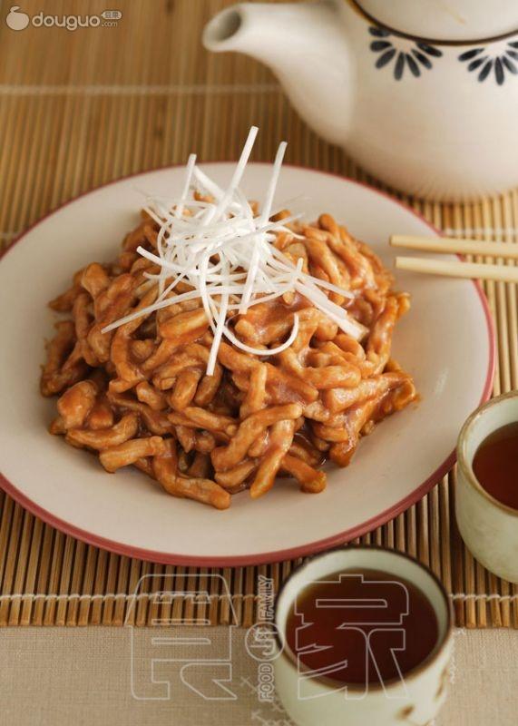 酱肉丝_京酱肉丝的做法_【图解】京酱肉丝怎么做如何做好吃_京酱肉丝 ...