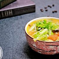 美味奇緣復刻の上海菜泡飯