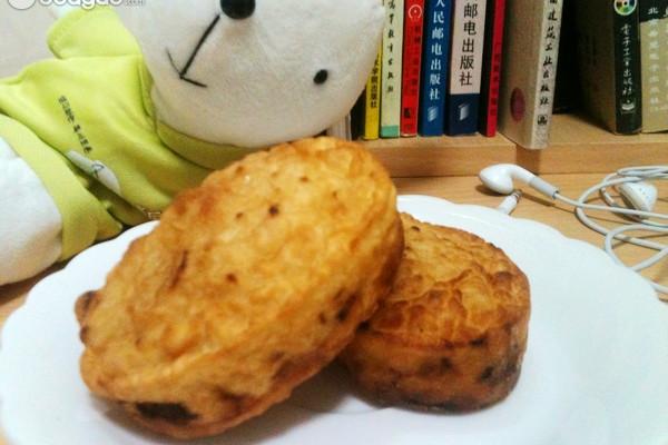 江南小吃——腰子饼的做法