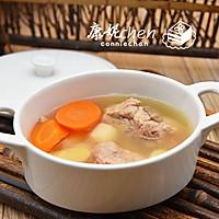 山药胡萝卜骨头汤#盛年锦食.忆年味#