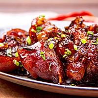 小羽私厨之梅菜烧猪蹄