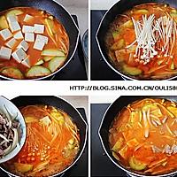 大酱汤的做法图解8