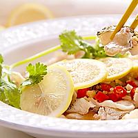小羽私厨之泰式柠檬鱼