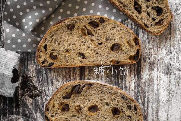【红颜面包】伯爵茶桂圆包的做法