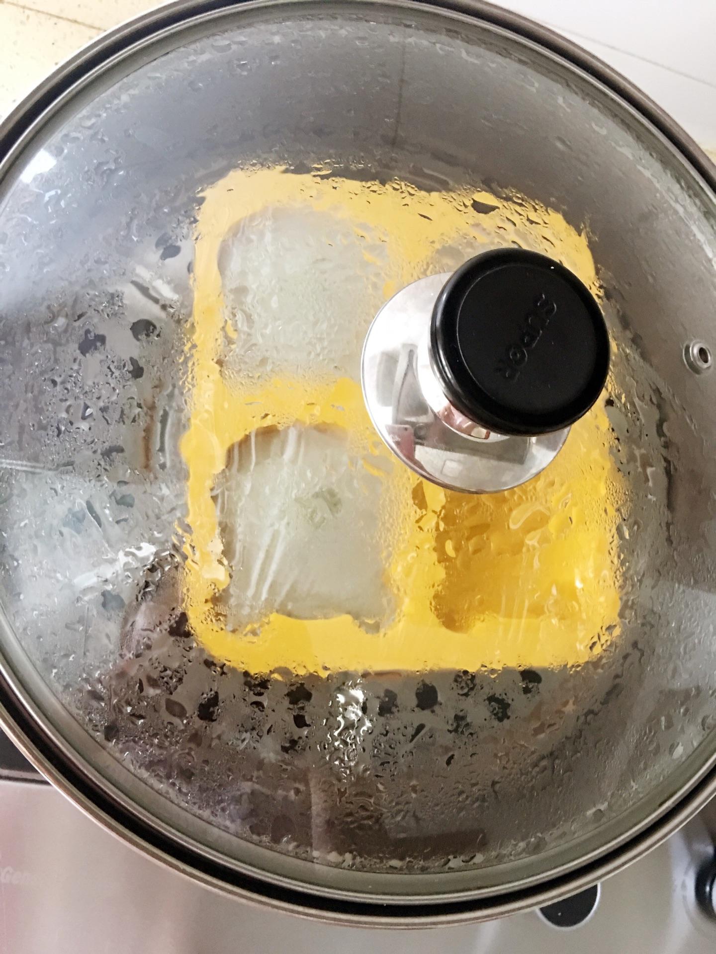 黑芝麻米糕的做法图解5