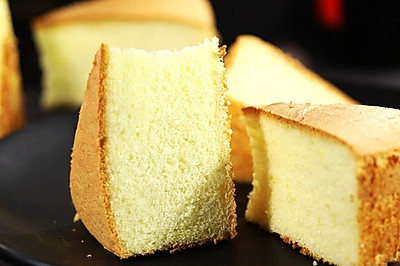极致的精致--戚风蛋糕 【君之长帝特约菜谱】