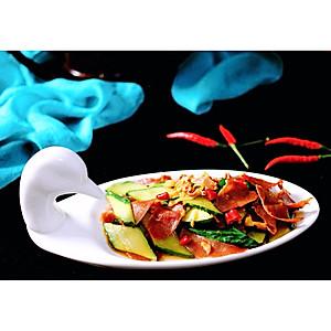 蚝油黄瓜培根#厨此之外,锦享美味#【图片】