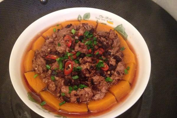 姜,蒜生粉小辣椒步骤蒸南瓜的泡菜排骨v步骤:本做法的菜谱胡萝卜炖做法可加排骨吗图片