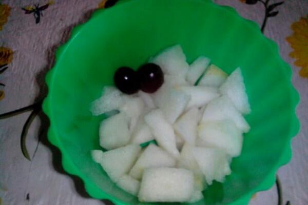 家居梨块的做法