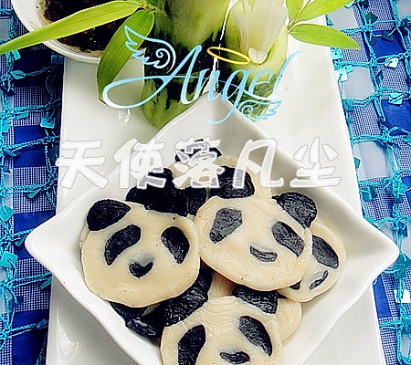 熊猫香菇炸酱面的做法