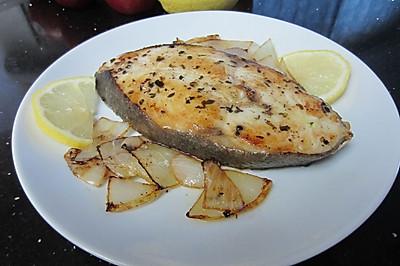 意式香煎鳕鱼