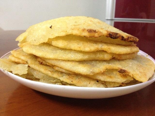 木薯饼的做法_【图解】木薯饼怎么做如何做好吃_木薯