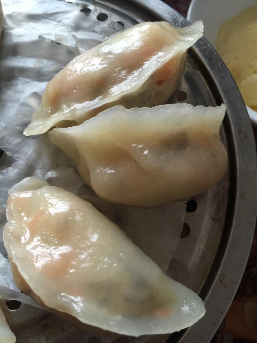 外婆虾饺的做法图解4
