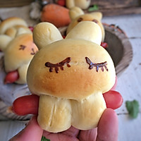 【小兔子肠仔包】——COUSS CO-750A智能烤箱出品