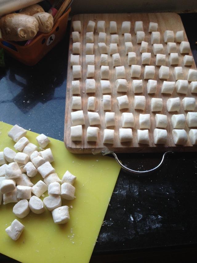 劲道芋圆,面粉木薯粉制作的做法图解6