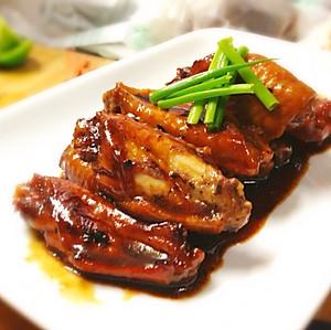 可乐鸡翅[简单到没下过厨也会做]【图片】