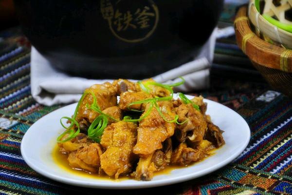 焖鸡#厨此之外,锦享美味#的做法