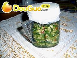 玫瑰家园小厨房--试做剁椒的做法
