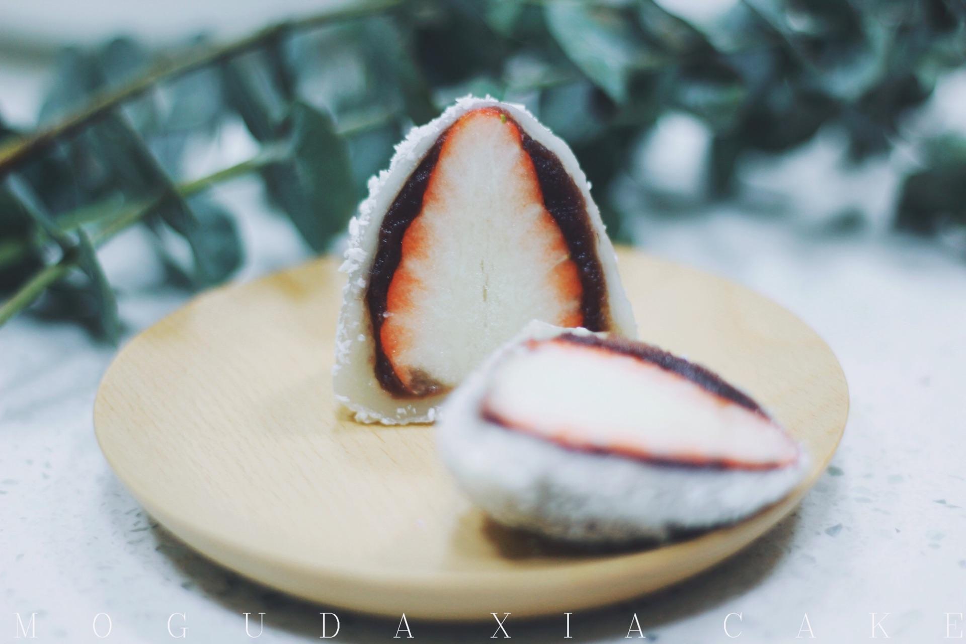 草莓大福-糯米团子小可爱