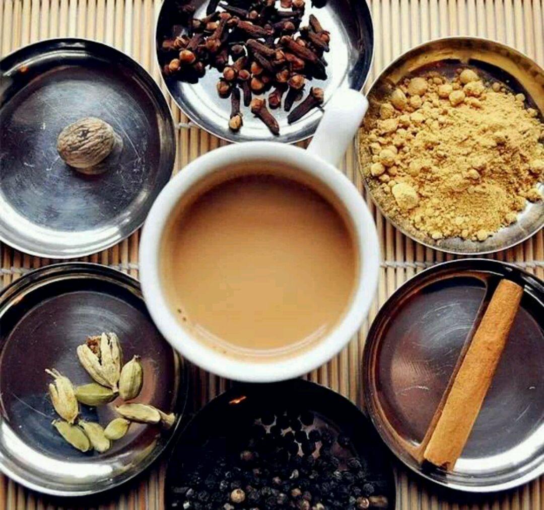 印度咖啡 矢量图