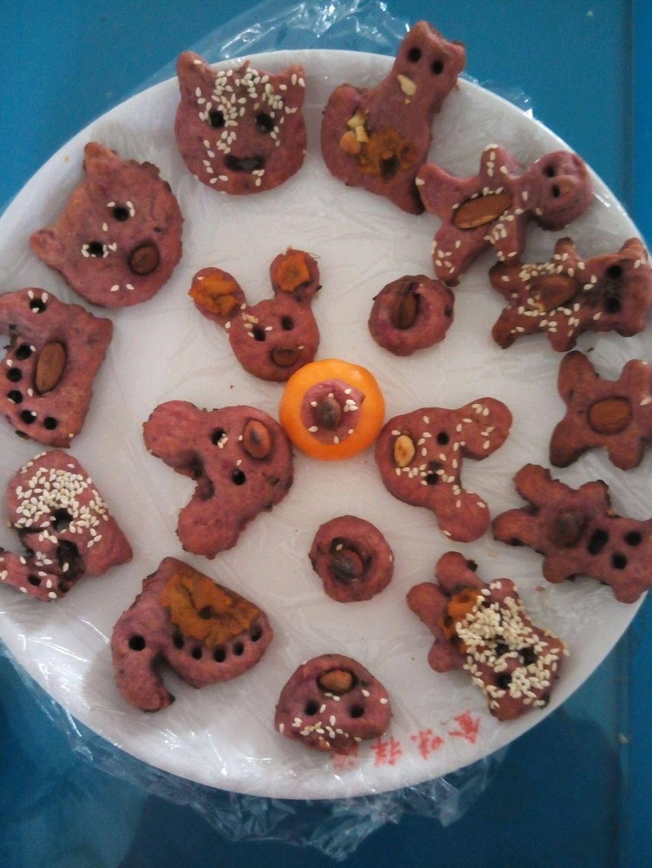 可爱饼干的做法图解4