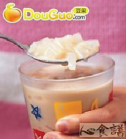 冰椰果奶茶的做法