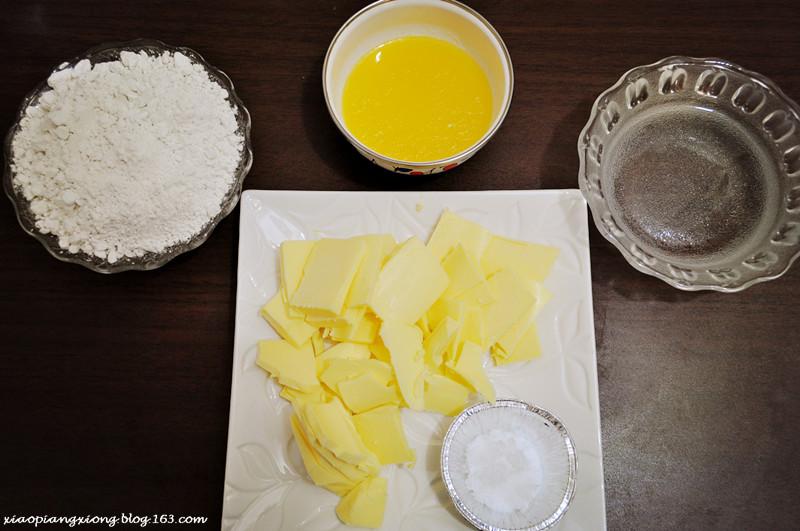 葡式蛋挞+千层酥皮做法的做法