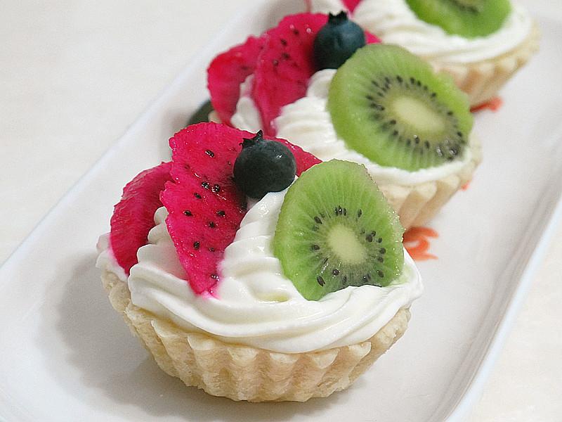 水果塔的做法_【图解】水果塔怎么做如何做好吃