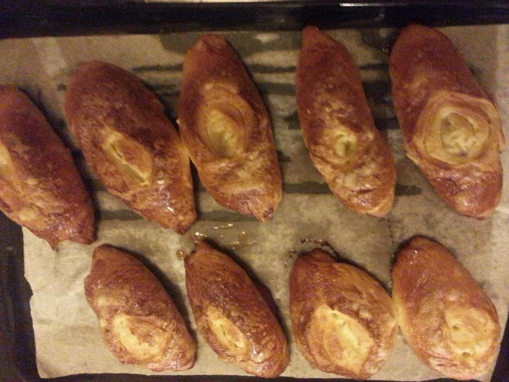 罗松甜面包的做法步骤
