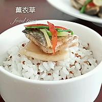 萝卜干蒸鱼